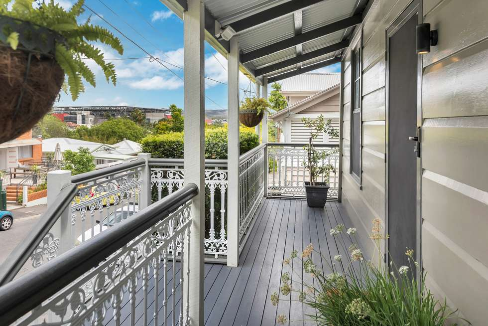 Second view of Homely house listing, 19 Cricket Street, Petrie Terrace QLD 4000