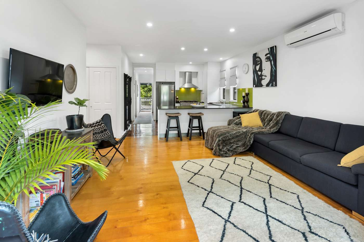 Fifth view of Homely house listing, 19 Cricket Street, Petrie Terrace QLD 4000