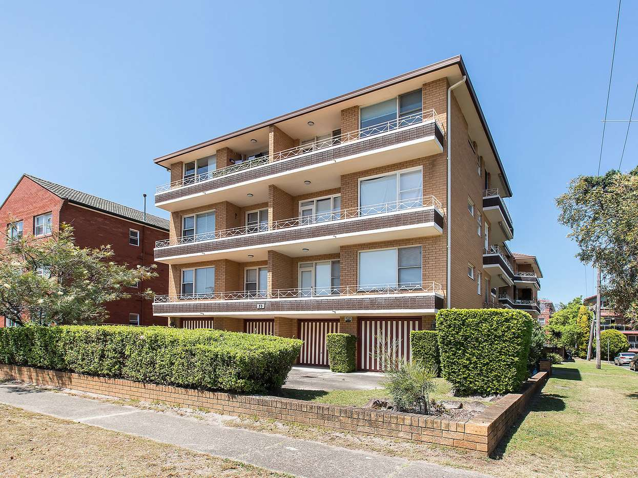 Main view of Homely apartment listing, 8/33 Banks Street, Monterey, NSW 2217