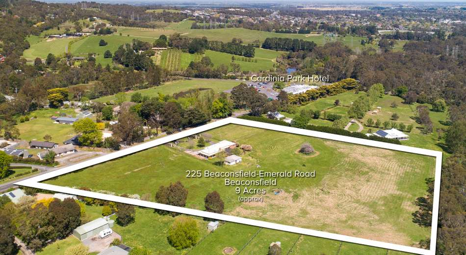 225 Beaconsfield Emerald Road, Beaconsfield VIC 3807