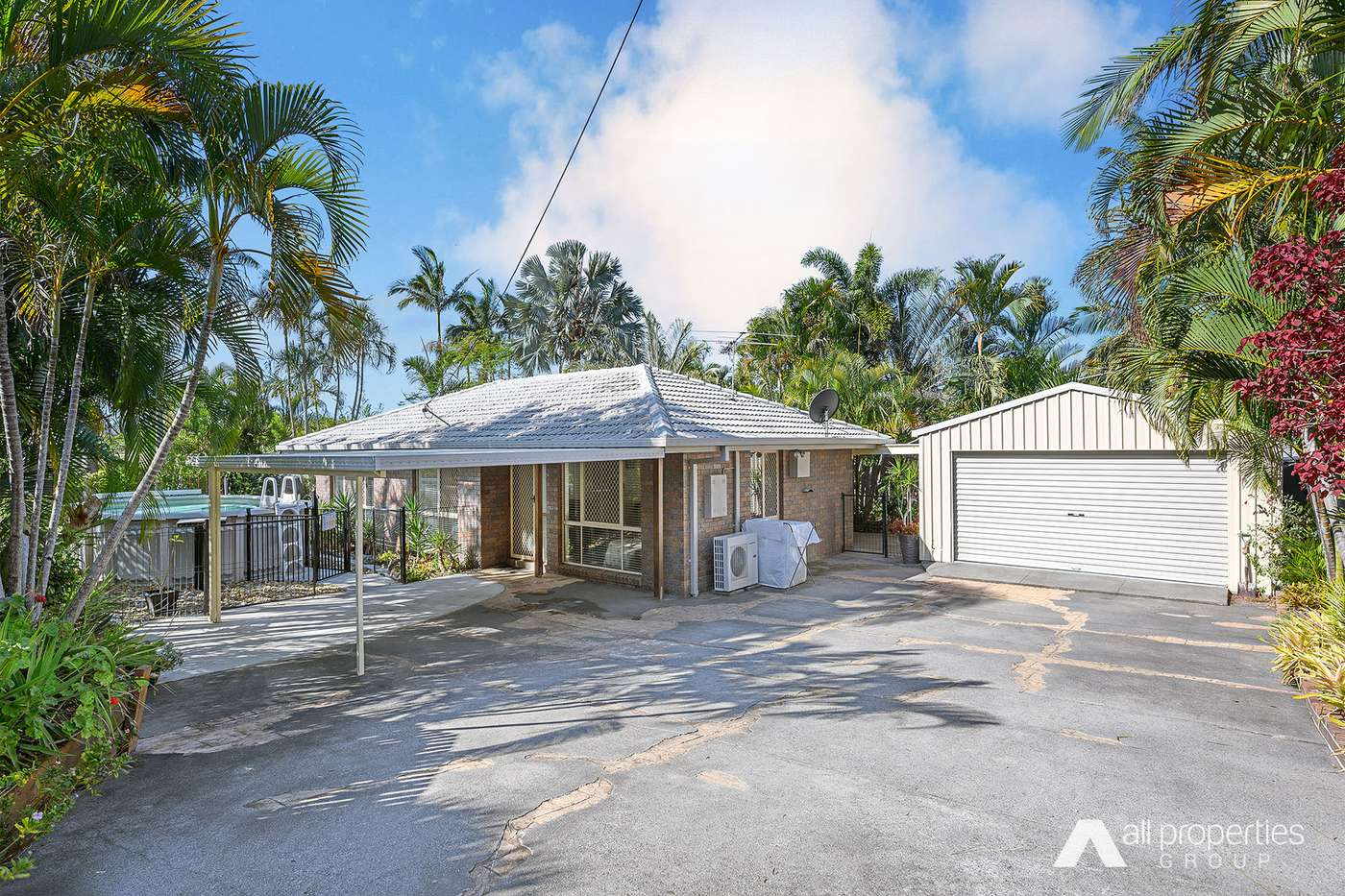 Main view of Homely house listing, 22A Network Drive, Boronia Heights, QLD 4124