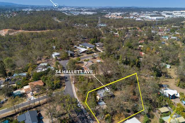 34-36 Hallett Avenue, Camira QLD 4300