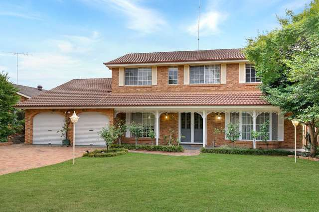 80 Ridgecrop Drive, Castle Hill NSW 2154