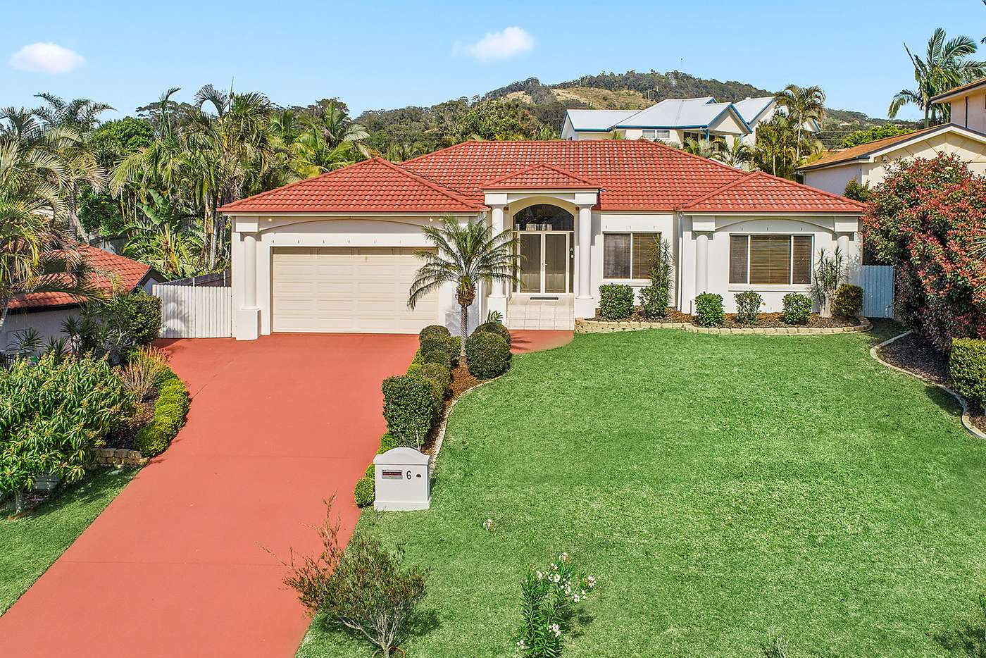 Main view of Homely house listing, 6 Bluewater Place, Sapphire Beach NSW 2450