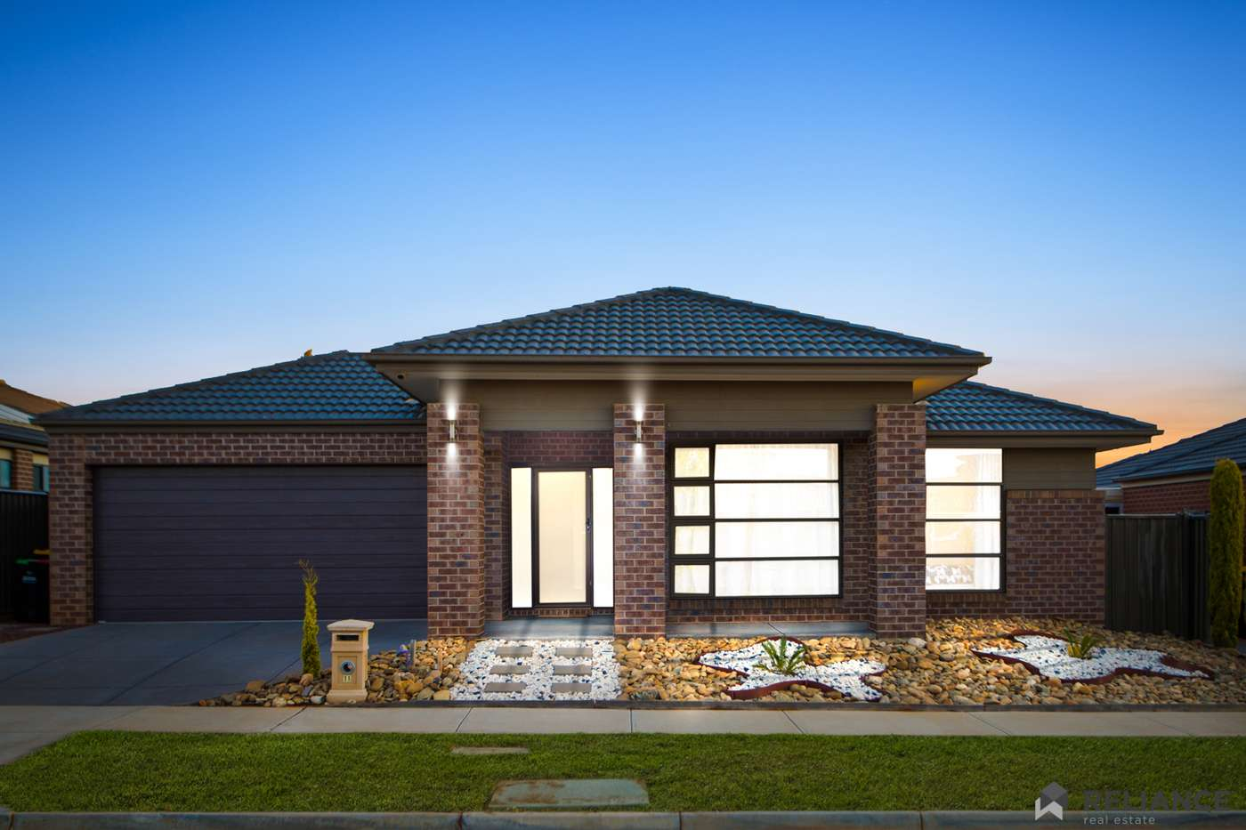Main view of Homely house listing, 11 Amber Way, Melton South, VIC 3338