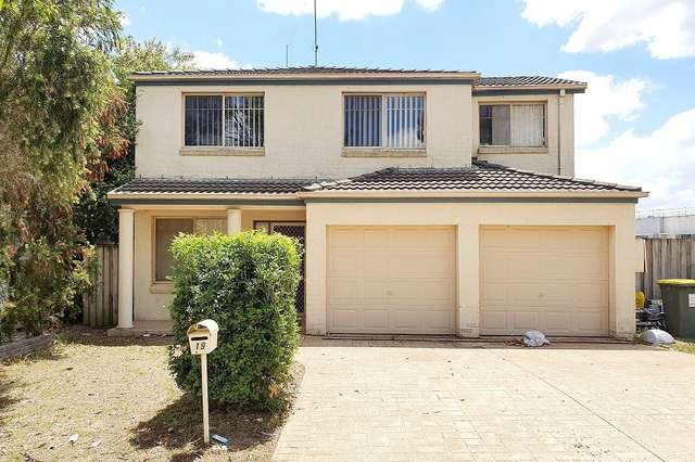 19 Rivergum Way, Rouse Hill NSW 2155