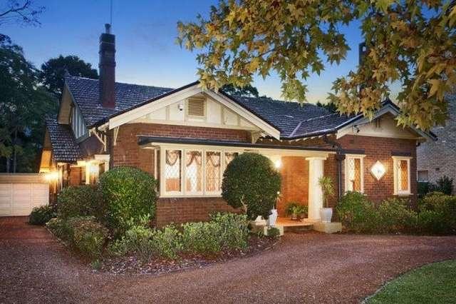 38 Grosvenor Street, Wahroonga NSW 2076
