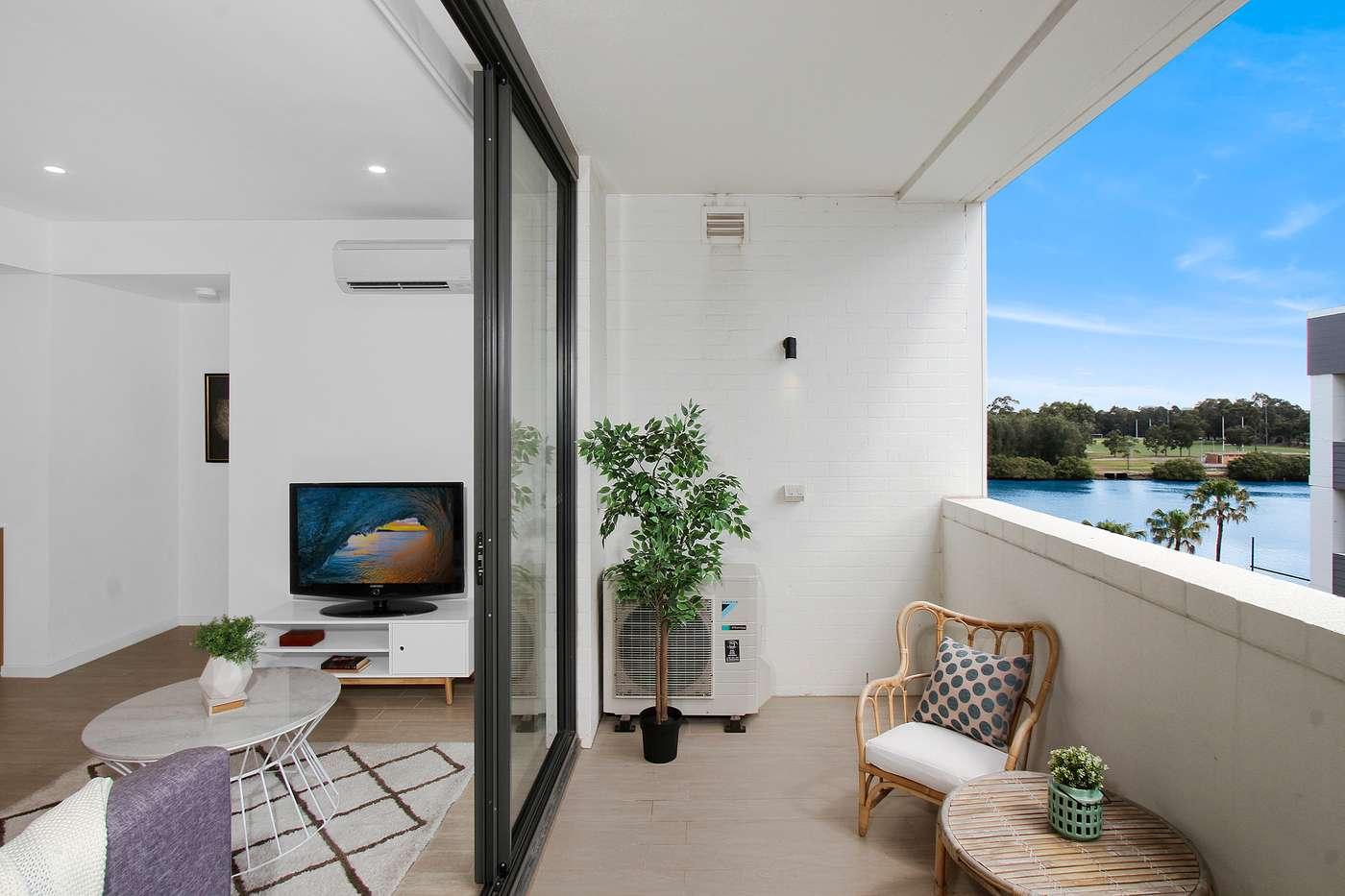 Main view of Homely apartment listing, 401/48-56 Bundarra Street, Ermington, NSW 2115