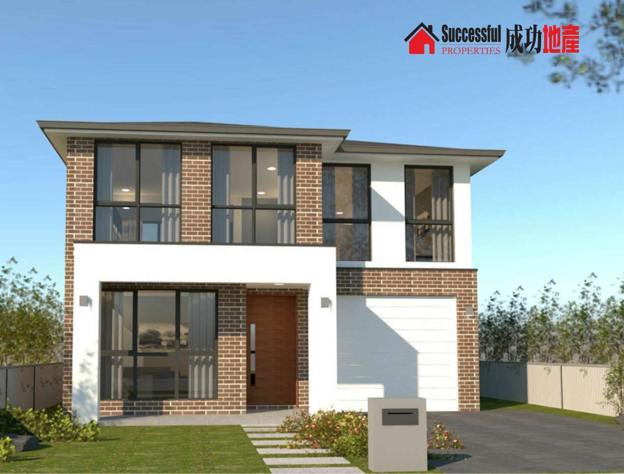 Main view of Homely semidetached listing, Lot 1A/25 Kingsfield Road, Kellyville, NSW 2155