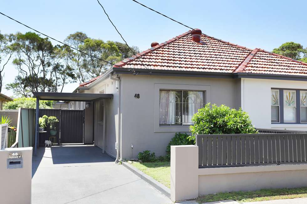 Second view of Homely house listing, 48 Holmes Street, Maroubra NSW 2035