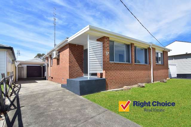17 O'Keefe Crescent, Albion Park NSW 2527