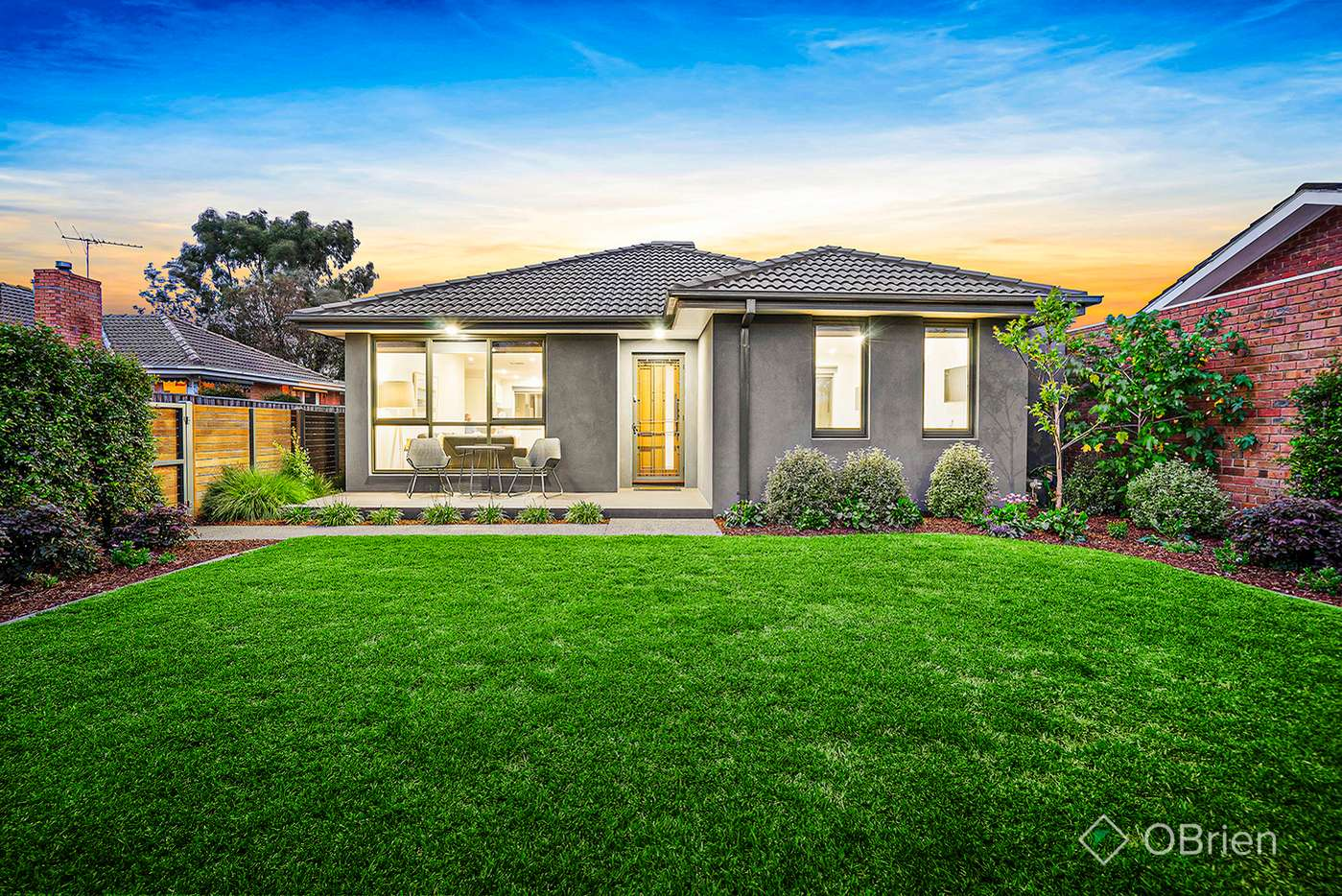 Main view of Homely townhouse listing, 1/29 Cox Street, Cheltenham, VIC 3192
