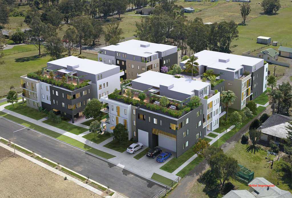 Main view of Homely unit listing, Level Ground/A08/35 Ingleburn Road, Leppington, NSW 2179