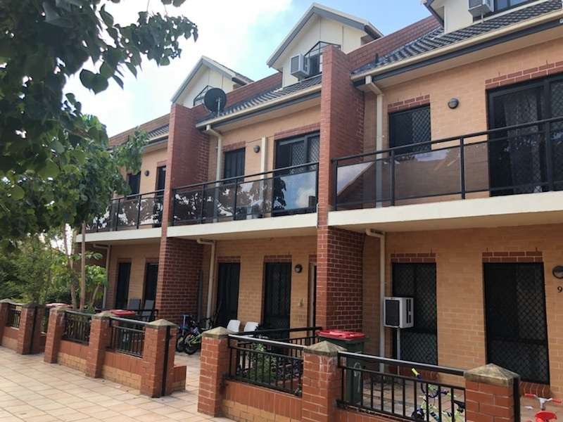 Main view of Homely townhouse listing, 8/335 Blaxcell Street, Granville, NSW 2142