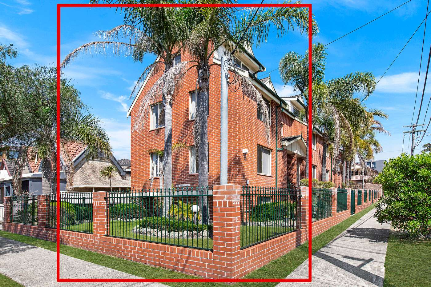 Main view of Homely house listing, 1/19 Doncaster Avenue, Kensington, NSW 2033