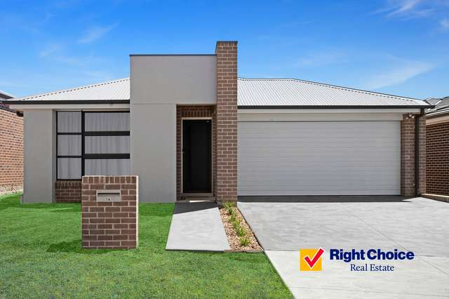 14 Cornfield Road, Calderwood NSW 2527