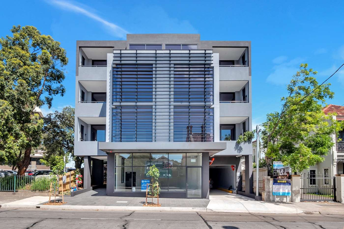 Main view of Homely apartment listing, 124 Crystal Street, Petersham, NSW 2049