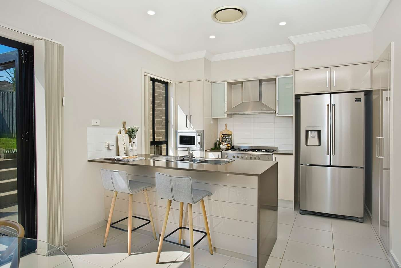 Third view of Homely semiDetached listing, 48 Bentwood Terrace, Stanhope Gardens NSW 2768