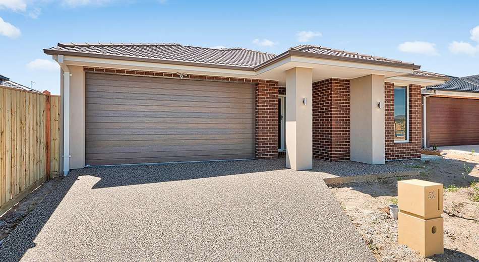 52 Cultivation Circuit, Clyde North VIC 3978
