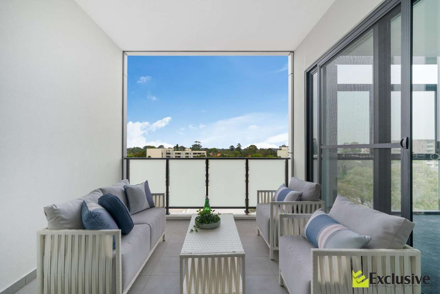 Main view of Homely apartment listing, 603/153 Parramatta Road, Homebush NSW 2140
