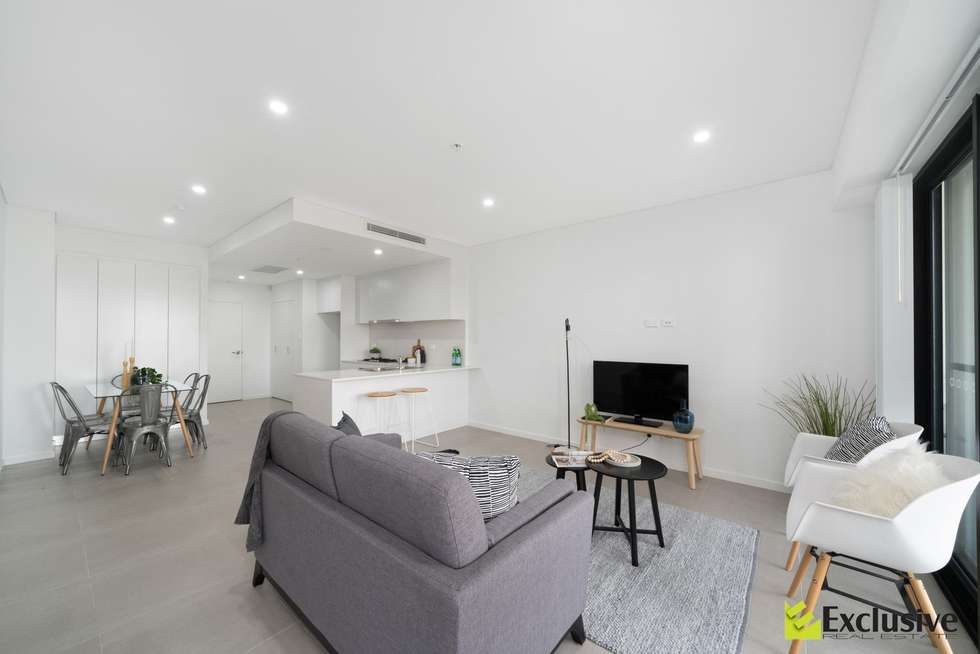 Second view of Homely apartment listing, 603/153 Parramatta Road, Homebush NSW 2140