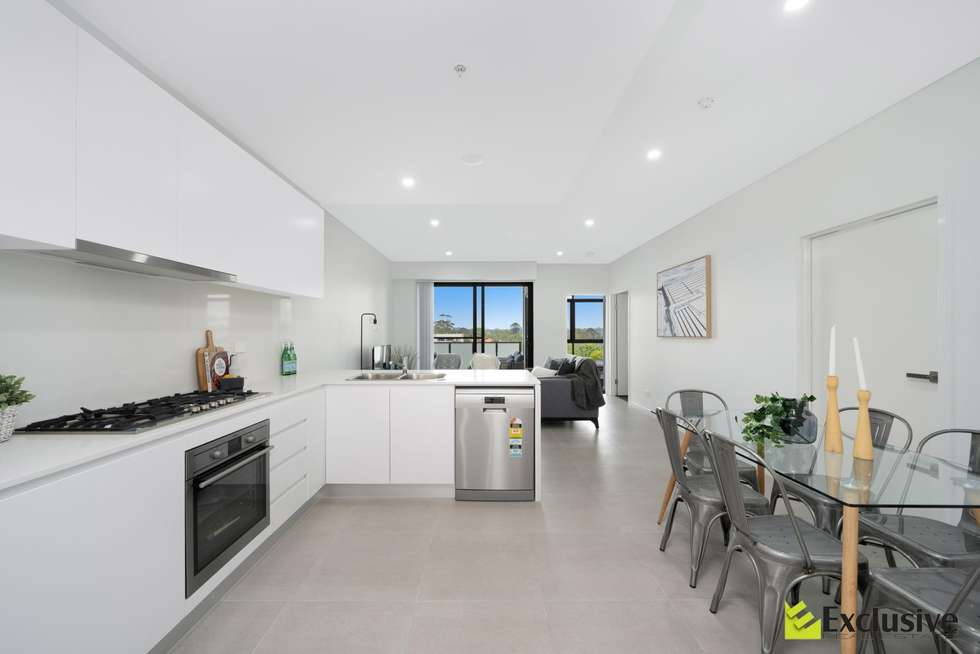 Third view of Homely apartment listing, 603/153 Parramatta Road, Homebush NSW 2140