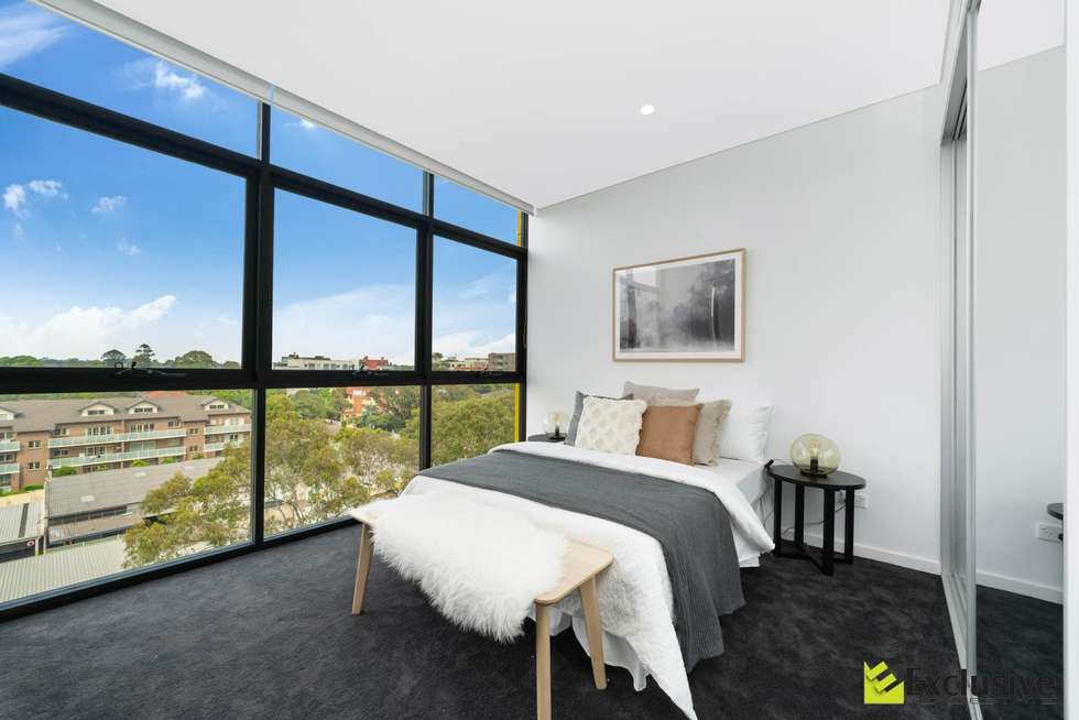 Fourth view of Homely apartment listing, 603/153 Parramatta Road, Homebush NSW 2140