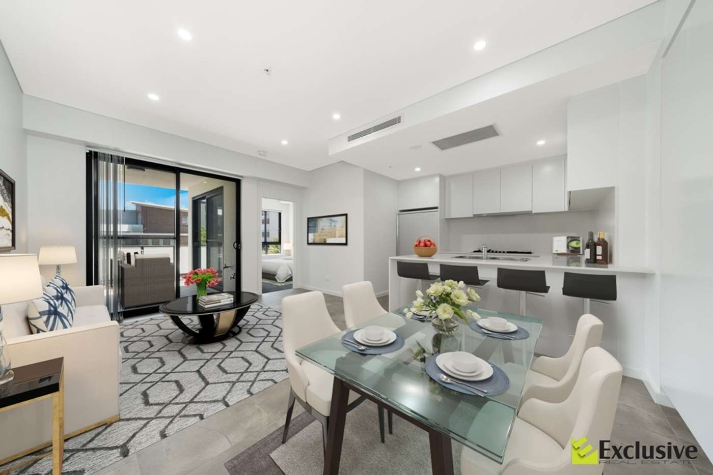 Main view of Homely apartment listing, 207/153 Parramatta Road, Homebush NSW 2140