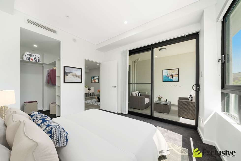 Second view of Homely apartment listing, 207/153 Parramatta Road, Homebush NSW 2140