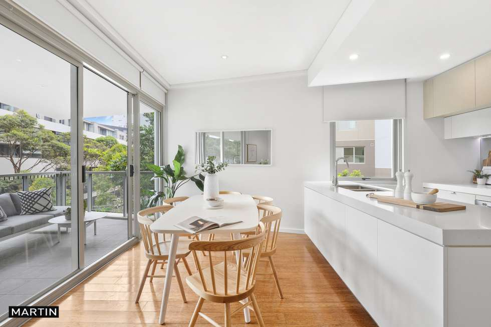 Second view of Homely apartment listing, 96/6B Defries Avenue, Zetland NSW 2017