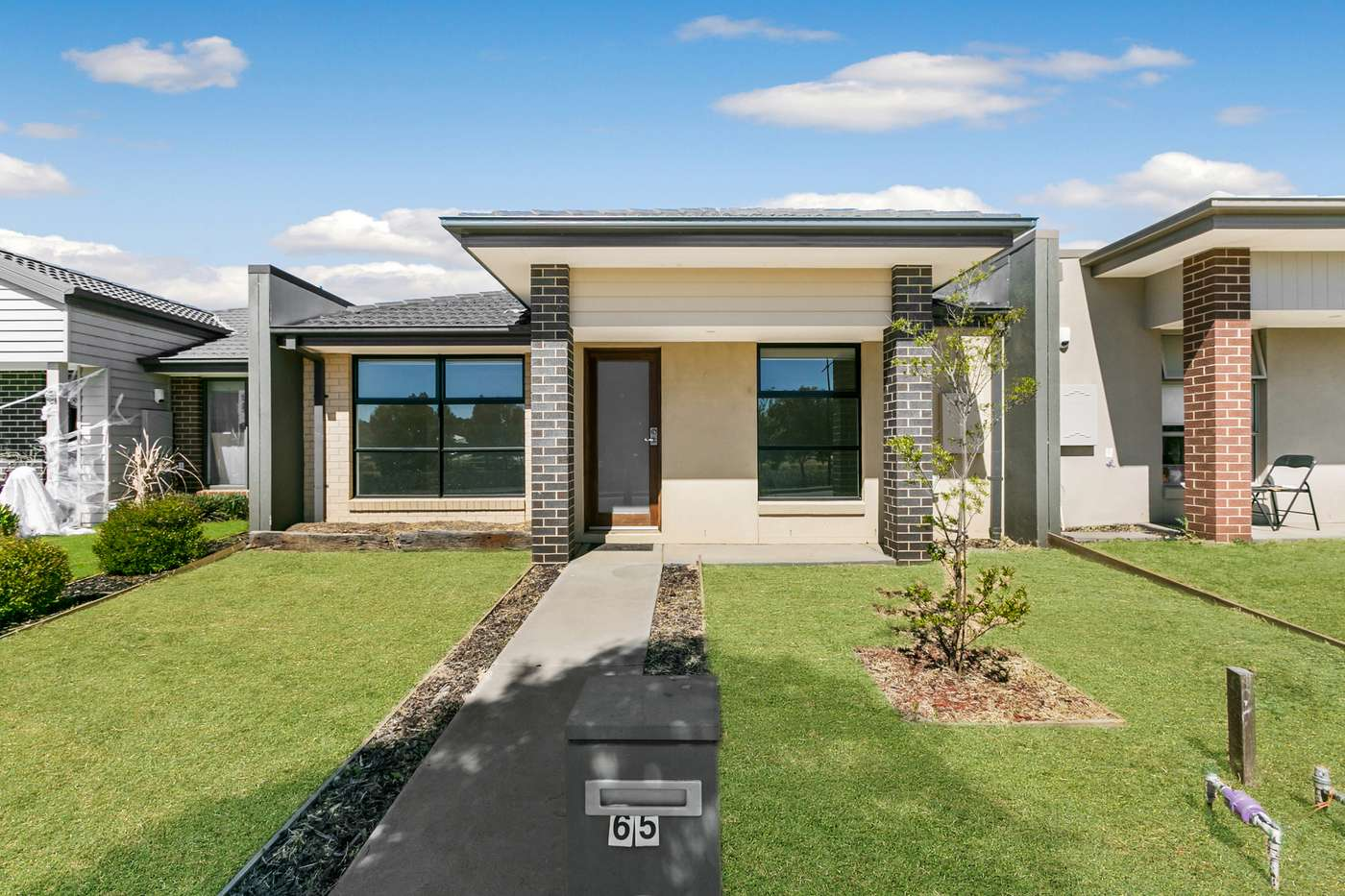 Main view of Homely house listing, 65 (Lot 50 Evergreen Boulevard, Jackass Flat, VIC 3556