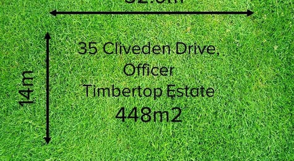 35 Cliveden Drive, Officer VIC 3809
