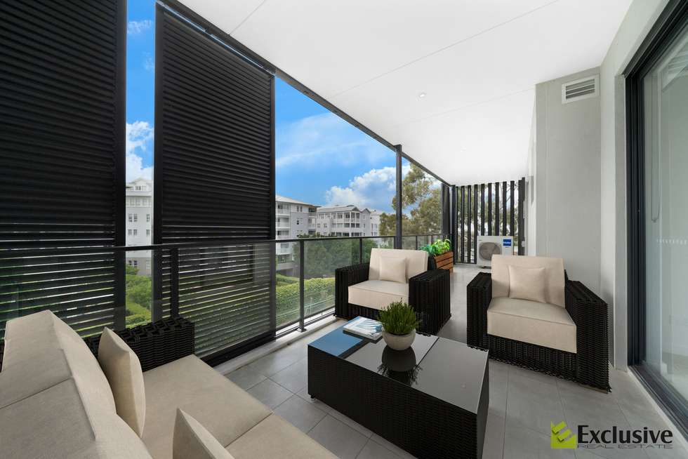 Third view of Homely apartment listing, 12/36 Tennyson Road, Mortlake NSW 2137