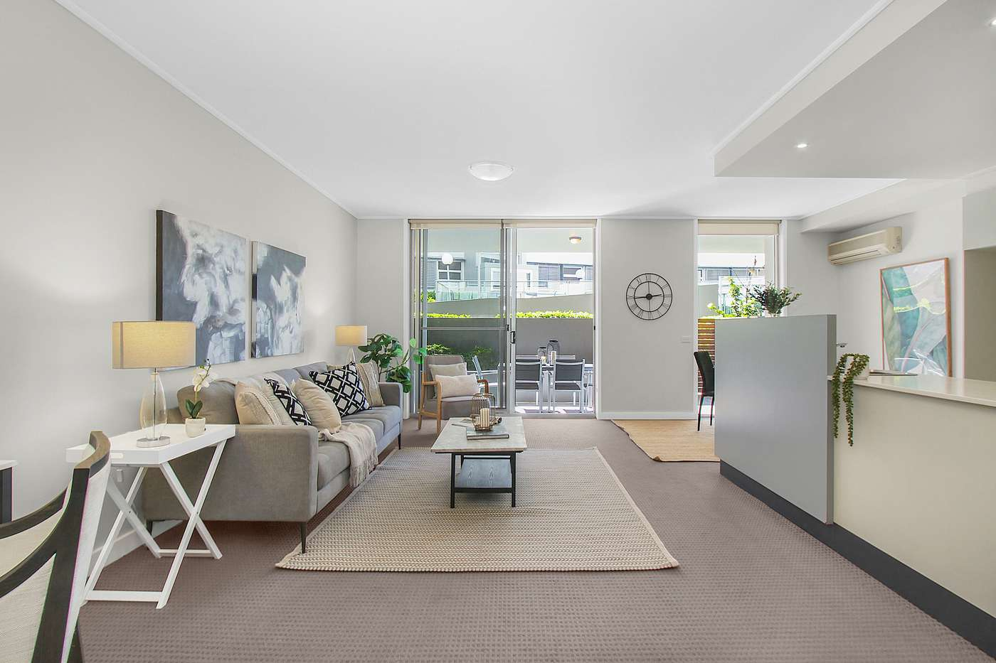 Main view of Homely apartment listing, 236/25 Bennelong Parkway, Wentworth Point, NSW 2127