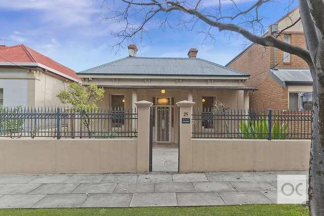 25 Mann Terrace, North Adelaide SA 5006