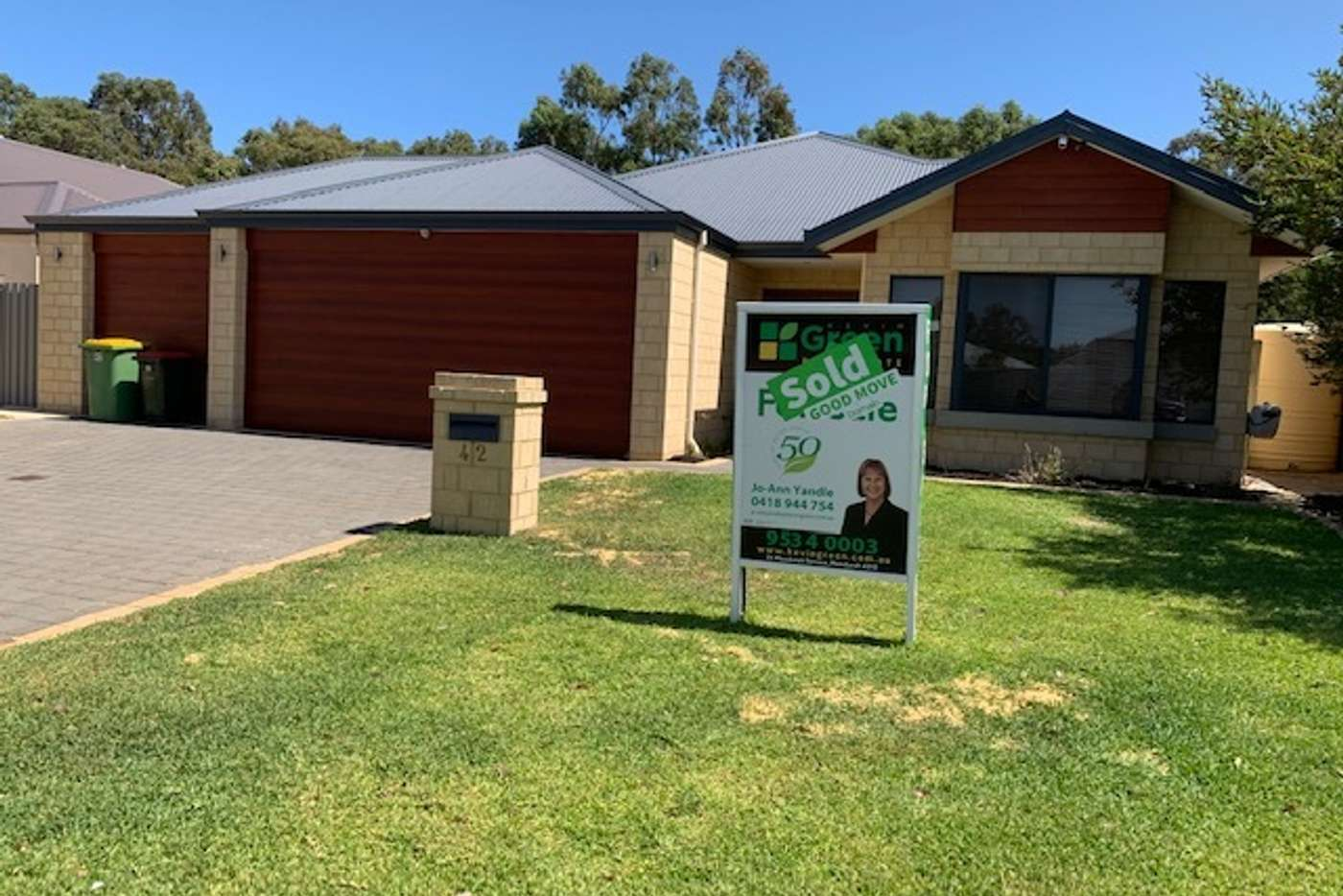 Main view of Homely house listing, 42 Placid Bend, South Yunderup WA 6208