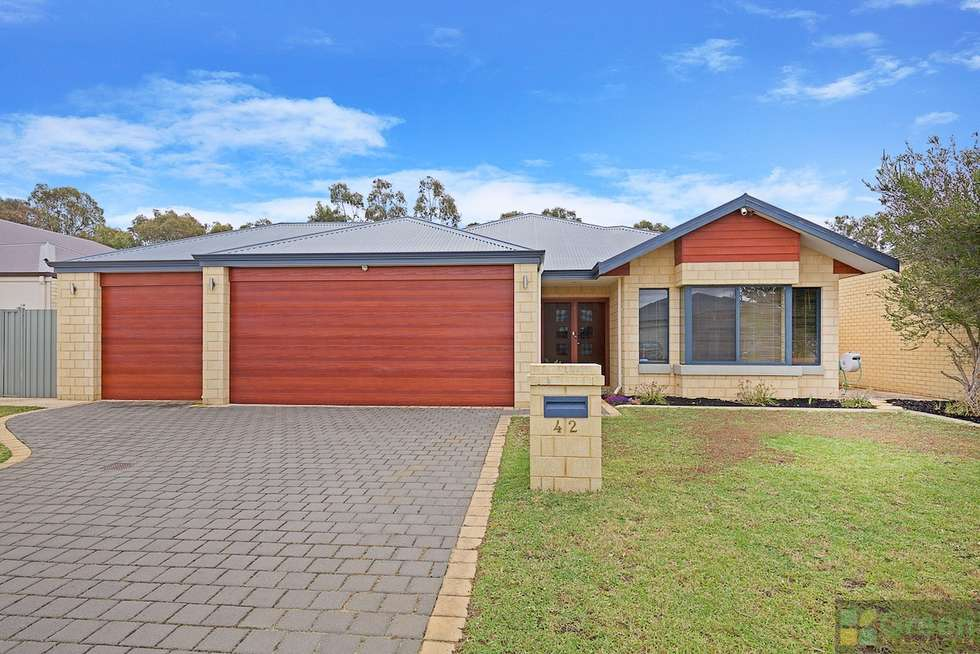 Second view of Homely house listing, 42 Placid Bend, South Yunderup WA 6208