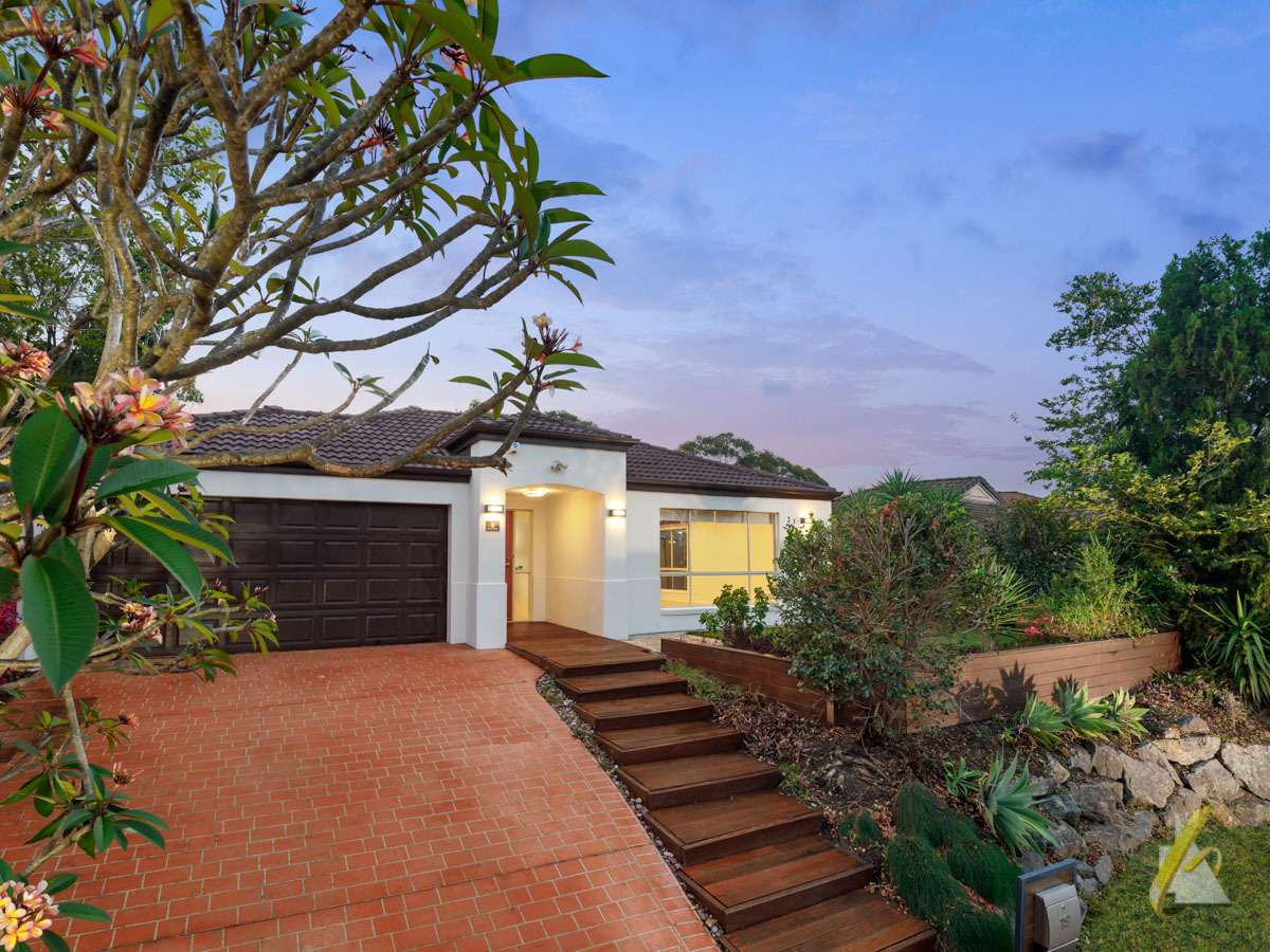 Main view of Homely house listing, 19 Homebush Crescent, Sinnamon Park, QLD 4073