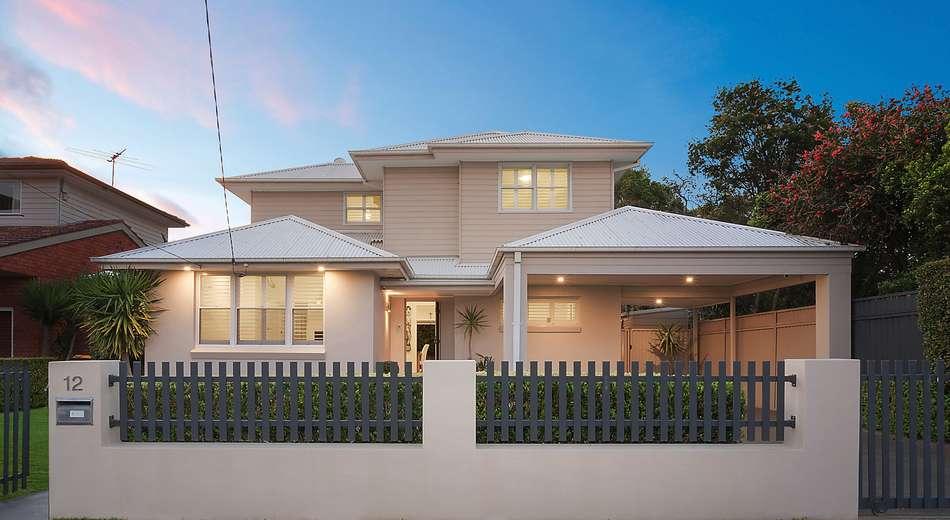12 Halcyon Street, Gladesville NSW 2111
