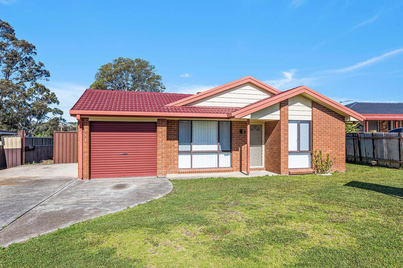 Main view of Homely villa listing, 4 Hakea Place, Albion Park Rail, NSW 2527
