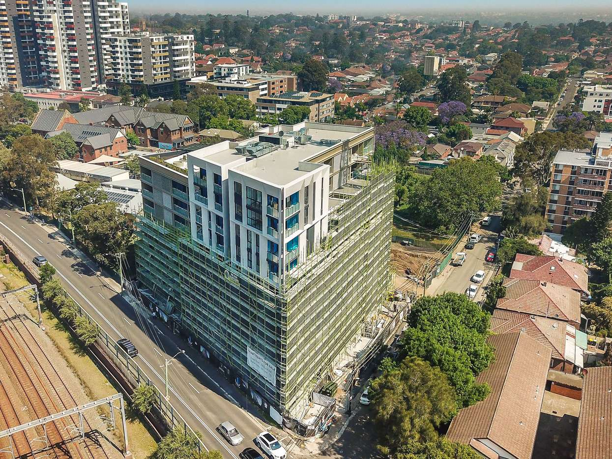 Main view of Homely apartment listing, 207/2-10 Oxford Street, Burwood, NSW 2134