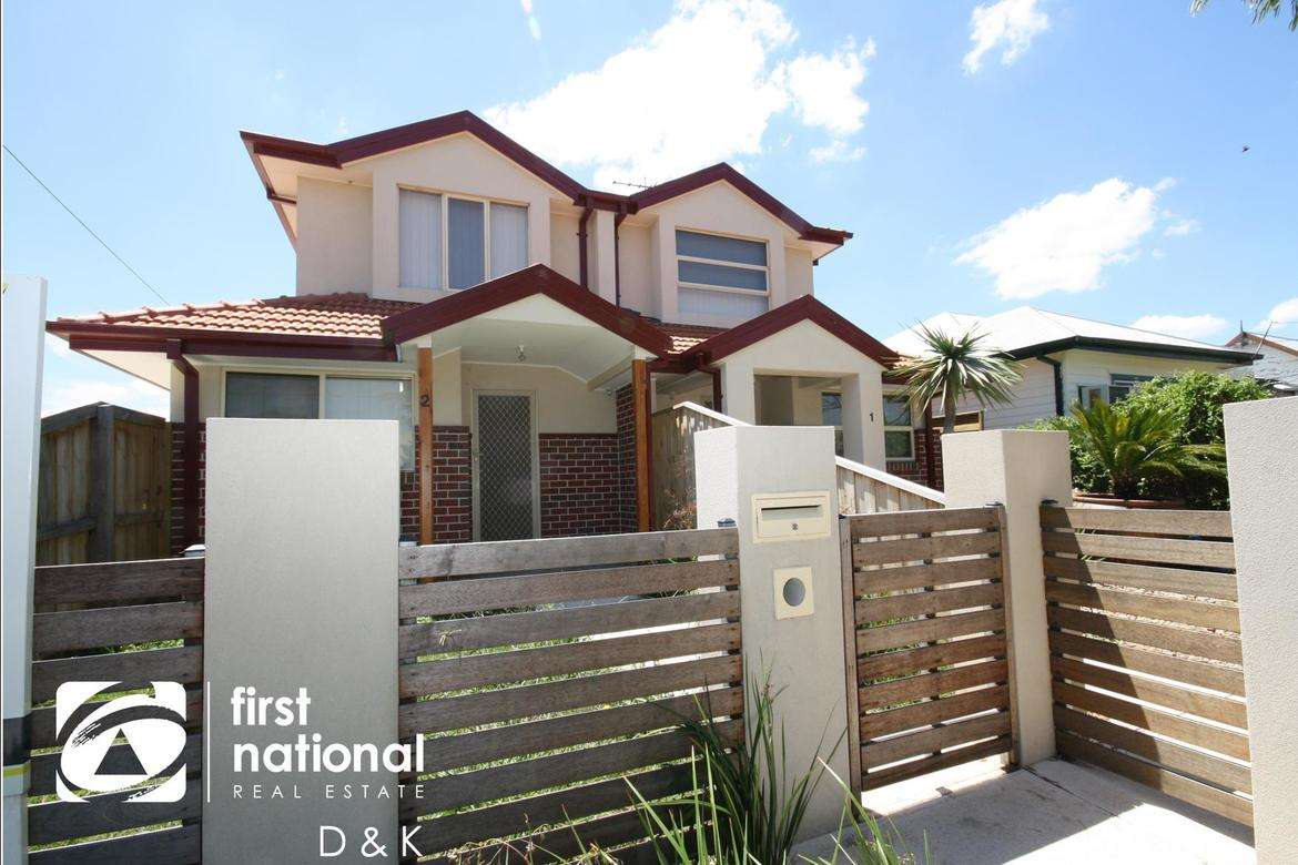 Main view of Homely townhouse listing, 2/74 Sandford Avenue, Sunshine North, VIC 3020