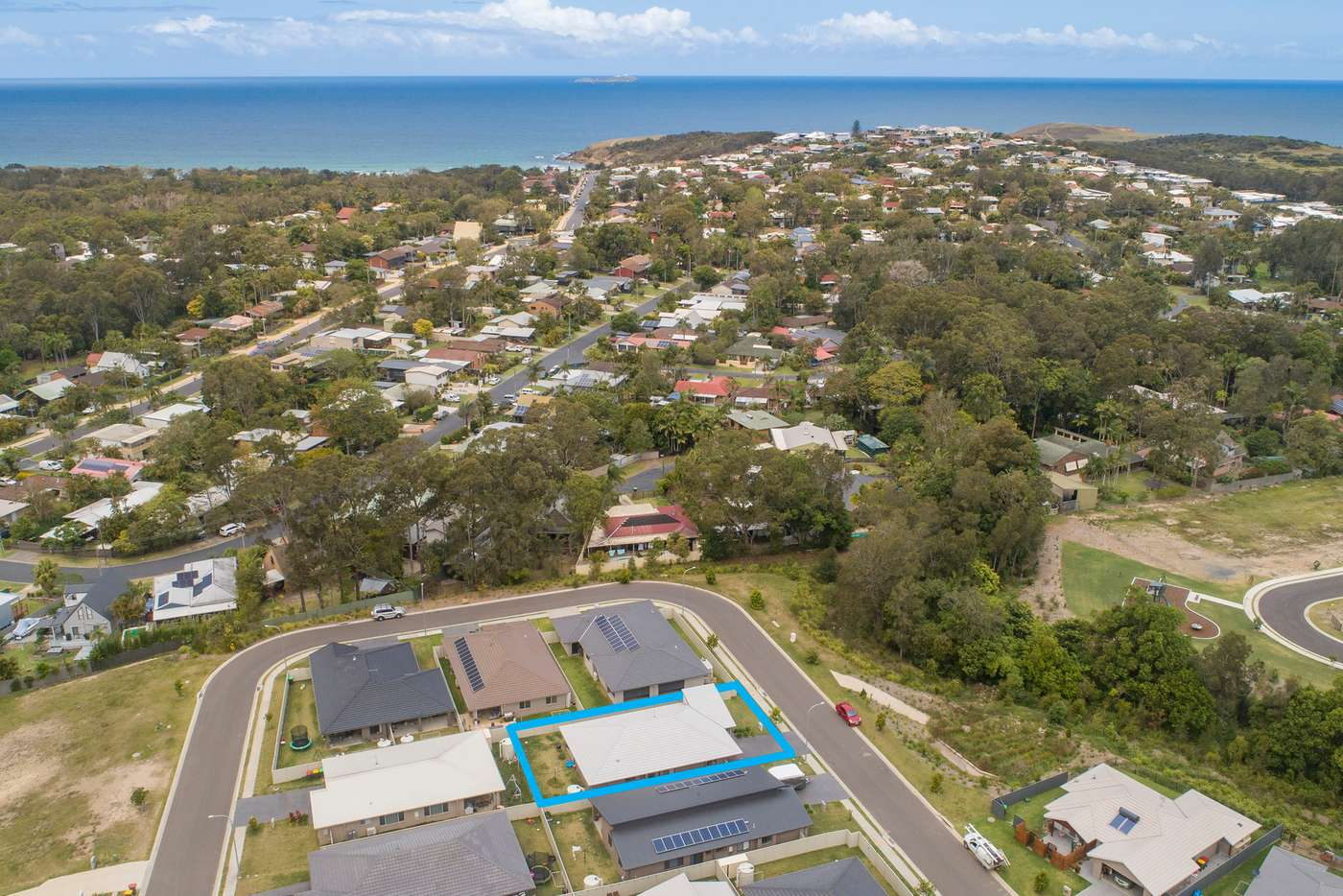 Main view of Homely house listing, 9 Sunshine Circuit, Emerald Beach NSW 2456