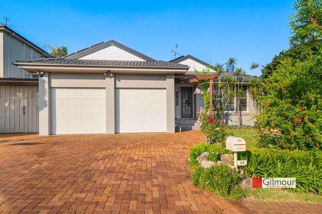 34 Greenhill Drive, Glenwood NSW 2768
