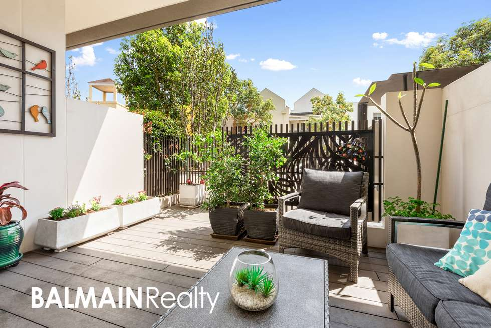 Second view of Homely apartment listing, 112/122 Terry Street, Rozelle NSW 2039