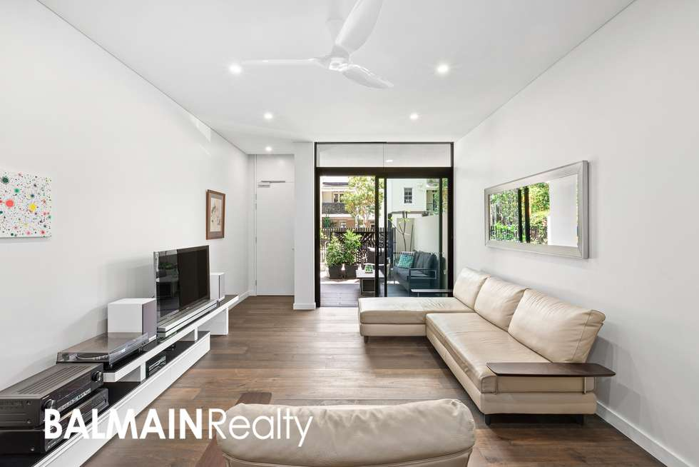 Third view of Homely apartment listing, 112/122 Terry Street, Rozelle NSW 2039