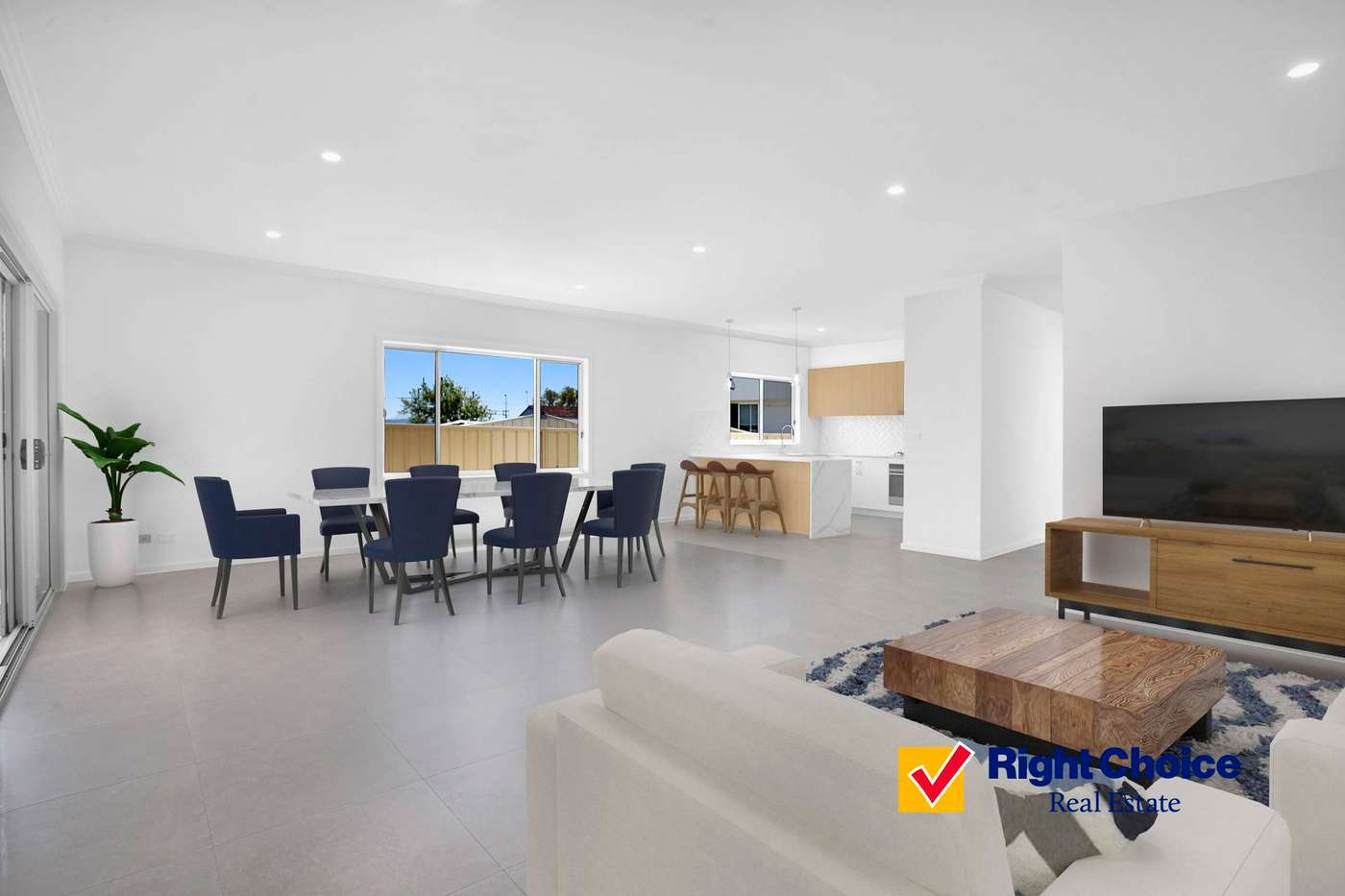 Main view of Homely villa listing, 4A Ponsford Street, Warilla, NSW 2528