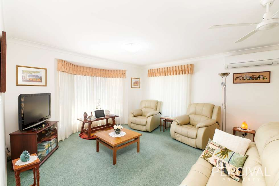 Second view of Homely villa listing, 3/4 Fernhill Road, Port Macquarie NSW 2444