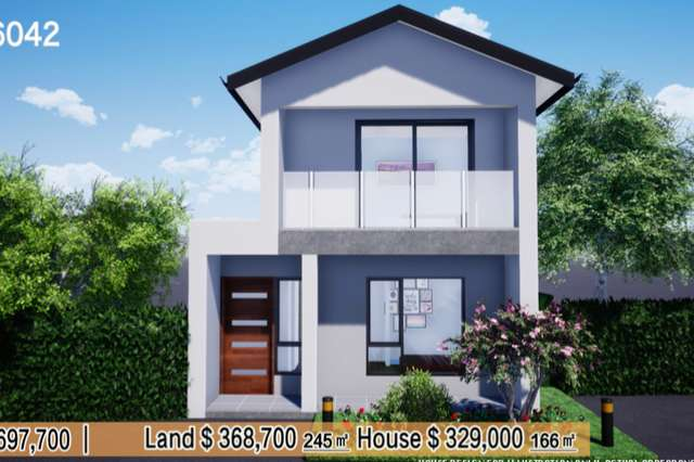 Lot6042/ Cunnngham Crescent, Bardia NSW 2565