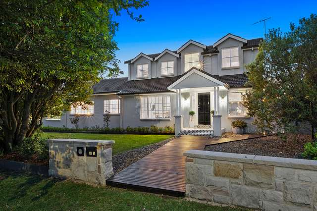 1 Gilbert Place, Frenchs Forest NSW 2086